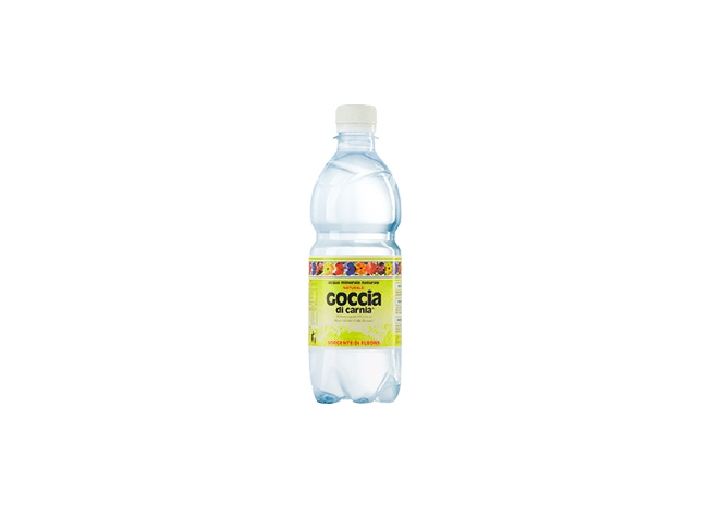 voda Goccia jemně perlivá 0,5l