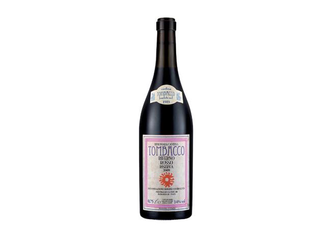 Víno červené Tombacco Biferno Rosso