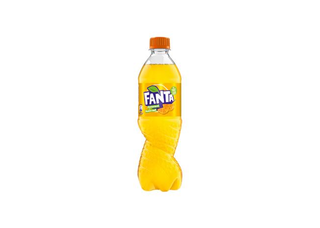 Fanta pomeranč 0,5l