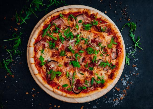 Chorizo Rucola