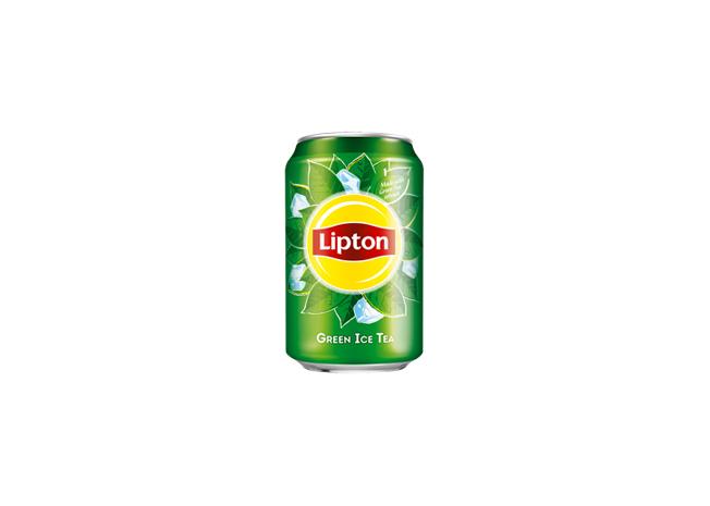 Lipton Ice Tea - zelený čaj 0.33l
