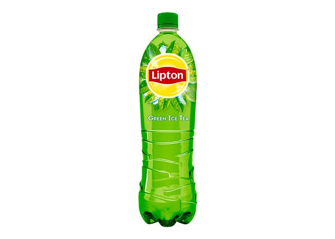 Lipton Ice Tea - zelený čaj 1.5l