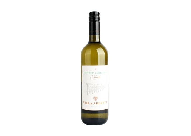 Víno bílé Villa Arfanta Pinot Grigio 0,75L 11,5%