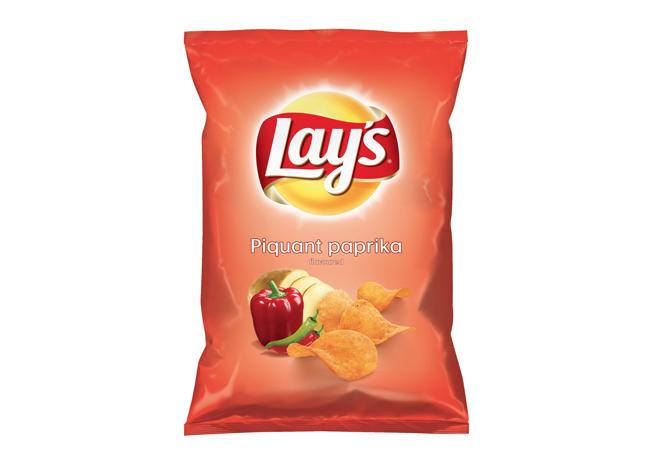 Lay's pikantní paprika