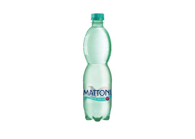 Mattoni Grand jemně perlivá 0,5l