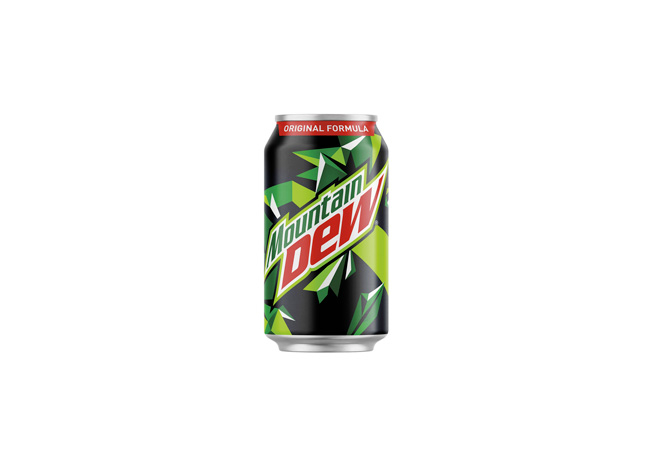 Mountain Dew 0.33l