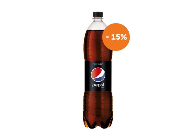 Pepsi Max 1.5 L