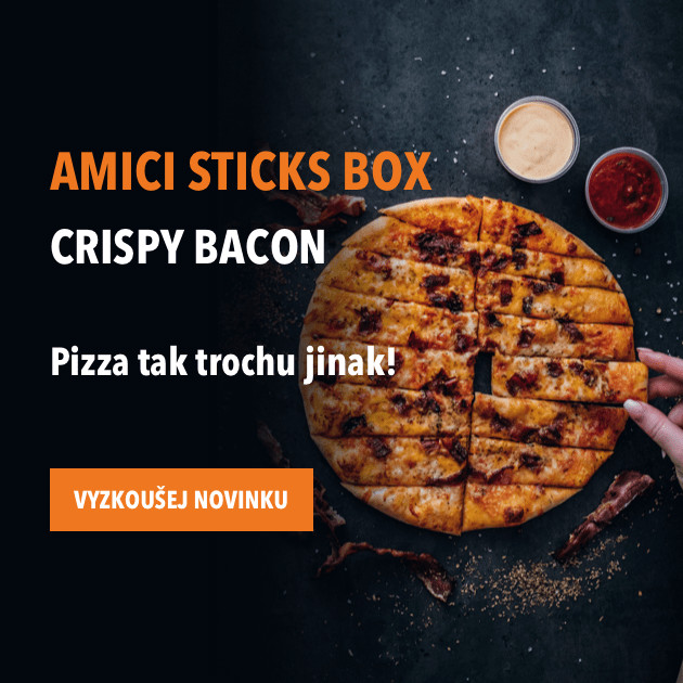 Pizza tak trochu jinak!