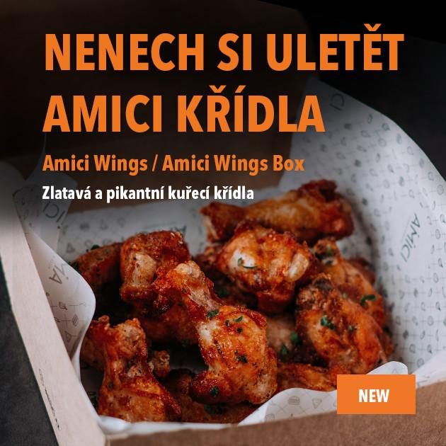 Amici Wings