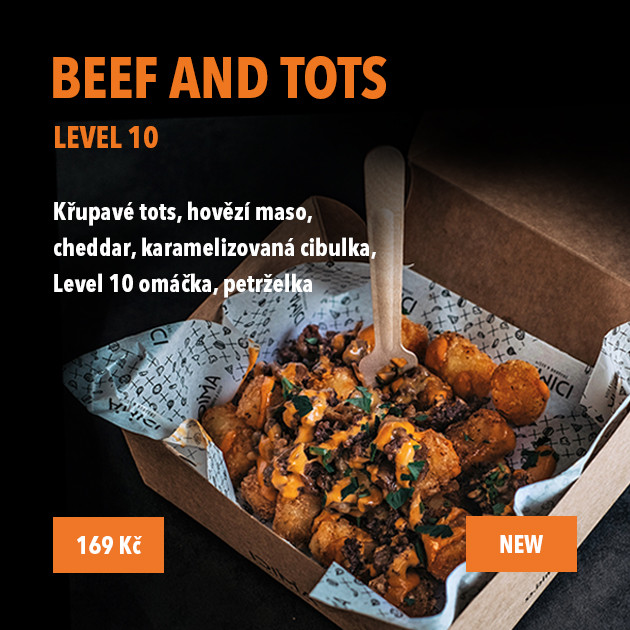 Beef and Tots