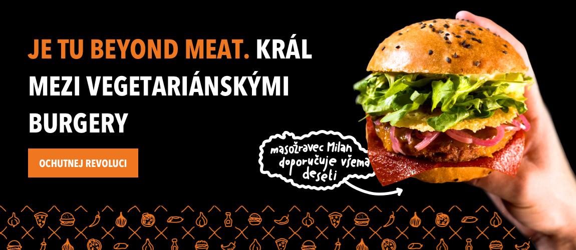 Je tu Beyond Meat