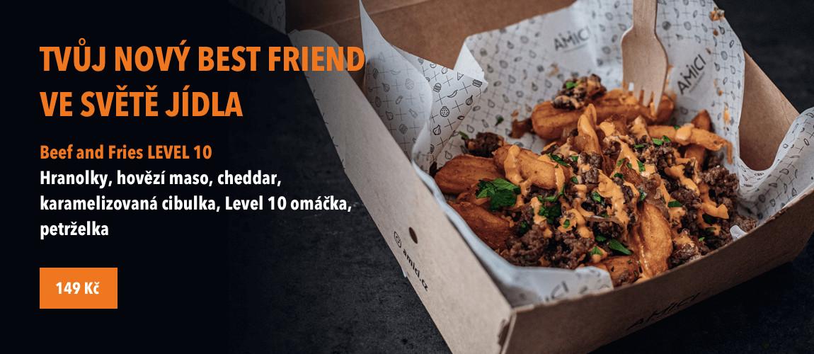 Tvůj nový best friend ve světě jídla!